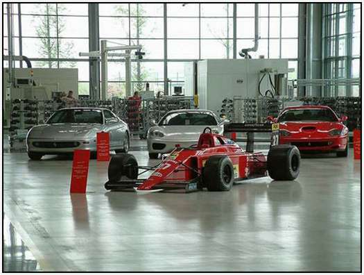 Ferrari-Production-Factory-in-Maranello-35