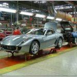 Ferrari Production Factory in Maranello