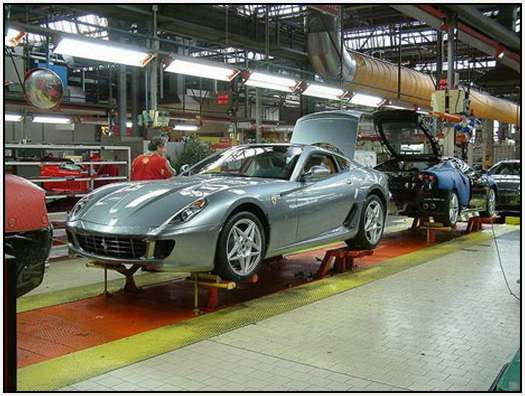 Ferrari-Production-Factory-in-Maranello-36