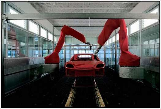 Ferrari-Production-Factory-in-Maranello-7