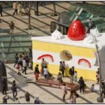 Tokyo – The Attack of the Giant Cake
