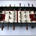 Star Wars Foosball Table Made Entirely With LEGOs