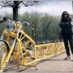 World's Longest Bike is 31,4 Feet Long