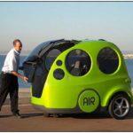 Eco Friendly Car Designed by MDI