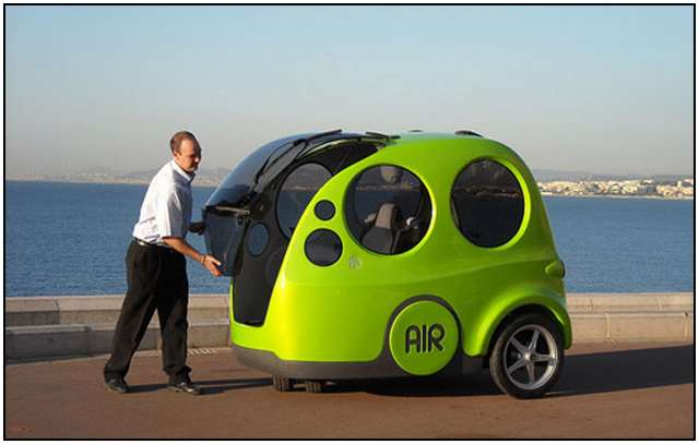 Eco Friendly Car Designed by MDI