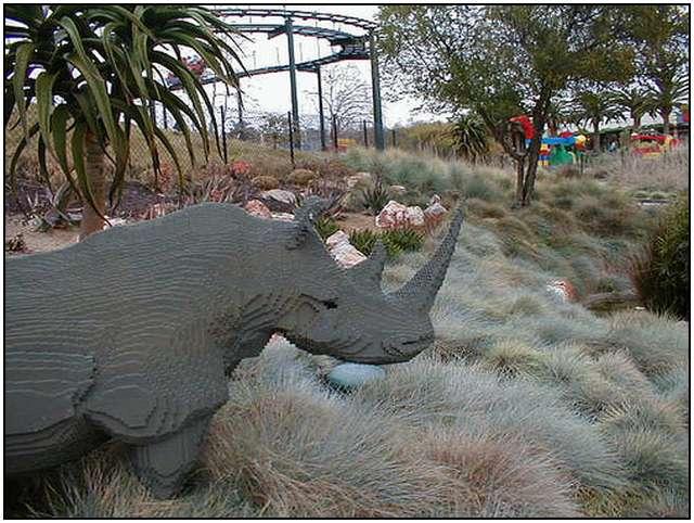 Bronx Zoo Opens Kid Friendly Safari With Lego Animals Moolf