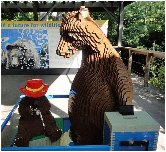 Safari-With-Lego-Animals-8