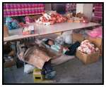 Photo Series of Chinese Toy Factory Workers