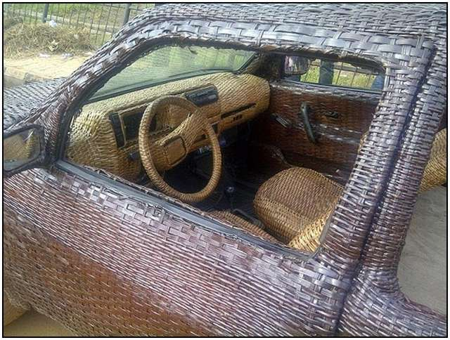 Car-Inside-and-Outside-From-Woven-Raffia-Palm-Cane-2